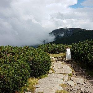 Michal na vrcholu Malá Babia hora (28.8.2021 14:04)