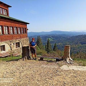 Priserka-xxl na vrcholu Velký Stožek (22.9.2020 11:01)