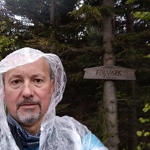 Merkys na vrcholu Folvark (30.5.2020 16:06)