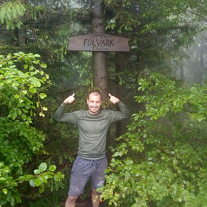 Bartek_na_cestach na vrcholu Folvark (22.6.2020 12:48)