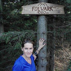 Petule na vrcholu Folvark (24.8.2018 9:24)