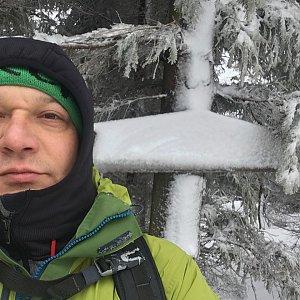 Pery na vrcholu Folvark (11.2.2019 14:27)
