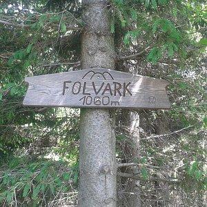 ŠenovKK na vrcholu Folvark (10.6.2019 12:10)
