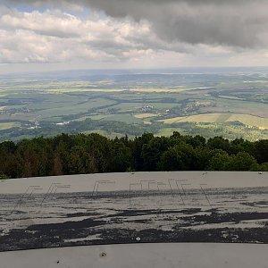 Hancula na vrcholu Kelčský Javorník (13.6.2021 10:11)