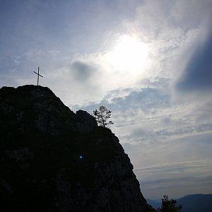 Pepino na vrcholu Vápeč (7.10.2018 11:42)