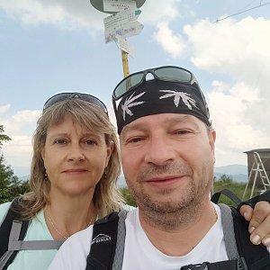 jiripomy na vrcholu Velká Rača (4.7.2020 12:31)