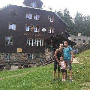 Bartek_na_cestach na vrcholu Skalka (16.6.2019 12:48)