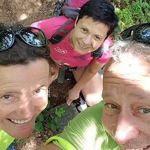 ROSA na vrcholu Skalka (29.6.2019 12:47)