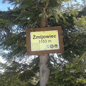 ŠenovKK na vrcholu Źmijowiec (30.3.2018 10:29)