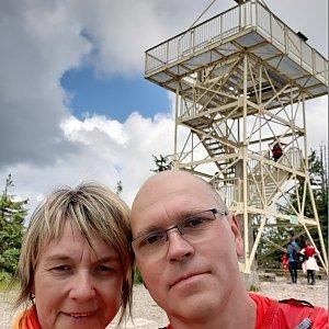 BUKY a IRČA na vrcholu Barania Góra (12.7.2020 11:53)