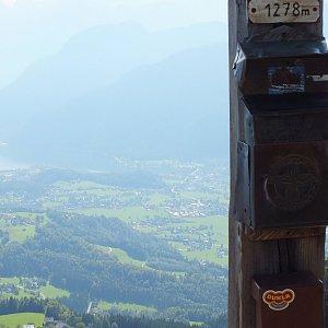 Patejl na vrcholu Predigstuhl (11.9.2012 13:23)