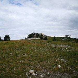 Pepino na vrcholu Monte Vigo  (2.8.2018 10:00)