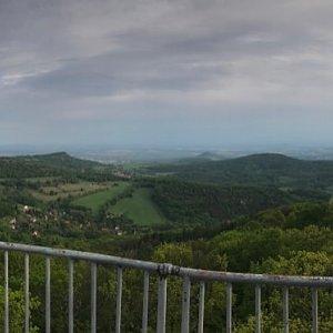 Monča Čaganová na vrcholu Varhošť (9.5.2020 18:18)