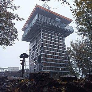 michalzhor na vrcholu Luž (15.10.2020 9:00)