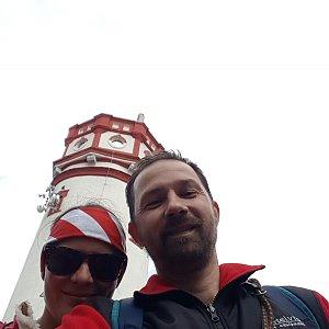Michal na vrcholu Biskupská kupa (11.5.2019 10:55)