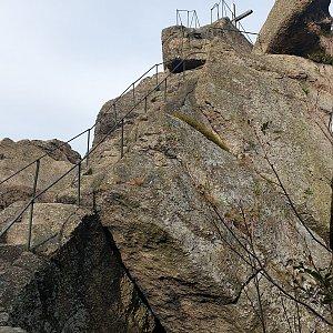 BiMa na vrcholu Ořešník (2.10.2021 10:38)