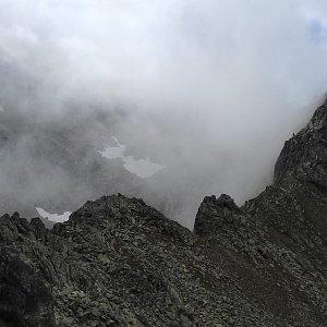 Dana na vrcholu Východná Vysoká (25.7.2019 13:17)