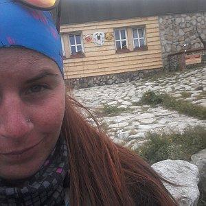 Paula Siudová na vrcholu Východná Vysoká (5.7.2019 15:01)