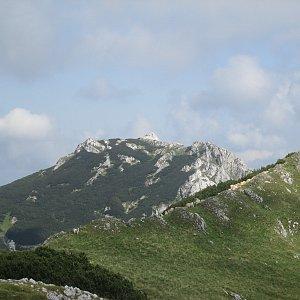 Adam Kulich na vrcholu Varful Stanuletii Mari (24.8.2018 14:31)