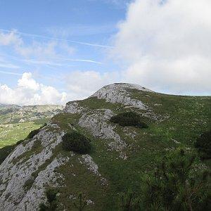 Adam Kulich na vrcholu Piatra Iorgovanului (24.8.2018 15:28)