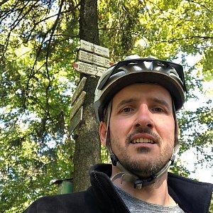 koc256 na vrcholu Makyta (6.10.2018 13:44)