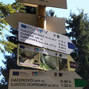 karina gasova na vrcholu Uhorská (21.4.2020 13:20)