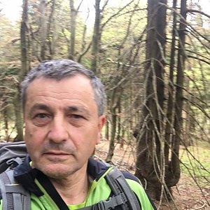 Jarek na vrcholu Uhorská (21.5.2020 9:20)