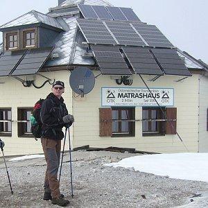 Jar Faldy na vrcholu Hochkönig (11.9.2010 17:02)