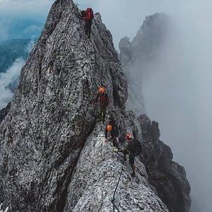 Mikeš na vrcholu Hochkönig (16.6.2018 10:10)