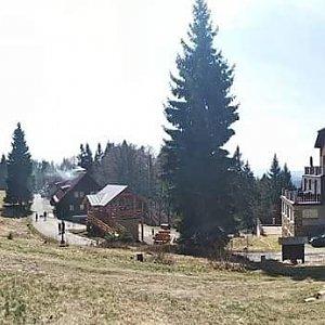 Alan Jakub Kormaník na vrcholu Sulov (11.4.2020 13:00)