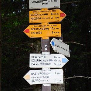 krupjan na vrcholu Kamenitý - horská chata (16.7.2015 14:42)