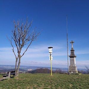 ŠenovKK na vrcholu Svinec (12.4.2021 9:16)