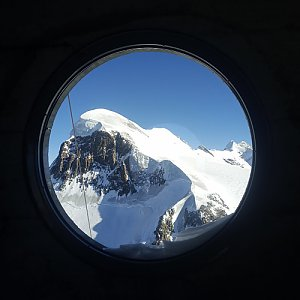 Honza na vrcholu Klein Matterhorn  (12.1.2020 13:13)