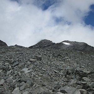 ŠenovKK na vrcholu Kleiner Ankogel (13.8.2017 13:40)
