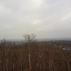 Milan Meravy na vrcholu Halda Ema (1.3.2021 15:14)