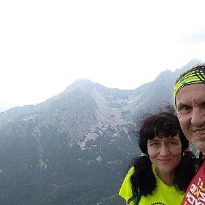 Joch a Dingo na vrcholu Veľká Svišťovka (28.7.2019 18:22)