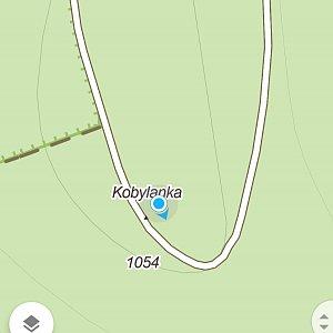 prochyz na vrcholu Kobylanka (23.11.2019 13:40)