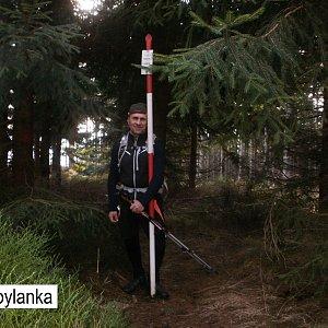 Čestmír Kubíček na vrcholu Kobylanka (20.12.2019 9:39)