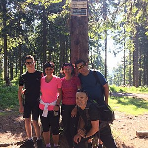 PePa na vrcholu Kobylanka (26.5.2018 9:29)