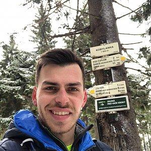 Pospa na vrcholu Kobylanka (16.3.2019 13:17)
