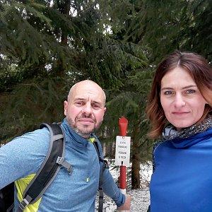 Petule na vrcholu Kobylanka (24.3.2019 13:36)