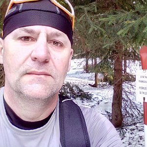 Li Be na vrcholu Kobylanka (3.4.2019 16:46)