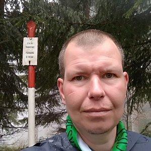 Michal Krčmář na vrcholu Kobylanka (12.5.2019 13:46)