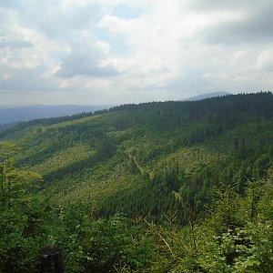 Ilona Mušálková na vrcholu Kobylanka (8.6.2019 13:15)