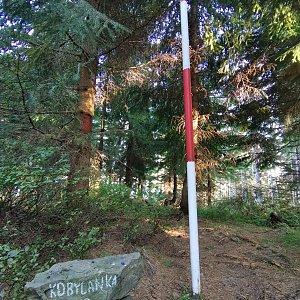 Šárka na vrcholu Kobylanka (11.9.2021 17:16)