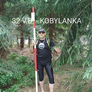 Aleš Sýkora na vrcholu Kobylanka (5.7.2019 14:07)