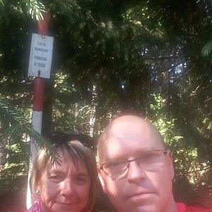 BUKY a IRČA na vrcholu Kobylanka (6.7.2019 8:35)