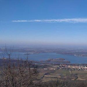 vendulka111 na vrcholu Děvín (31.1.2021 14:00)