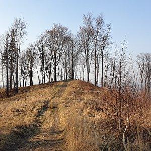 Petr Pepe Peloušek na vrcholu Kabátice (28.3.2020 15:48)