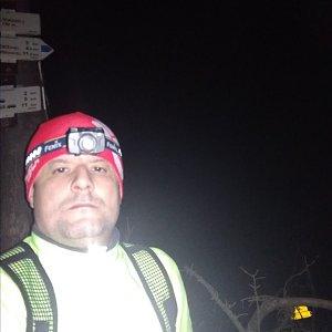 Vítězslav Vrána na vrcholu Díly (17.11.2019 18:28)